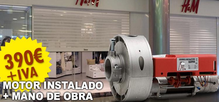 reparacion puertas enrollables metalicas