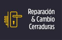 Reparación y cambio de cerraduras Madrid