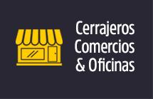 Cerrajeros para comercios y oficinas Madrid